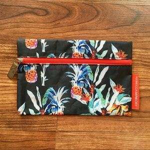 Rebecca Minkoff Floral Coin Purse Makeup Bag 🌺✨